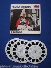 VIEW-MASTER  - Great Britain & Northern Ireland  3 reel set     c1970