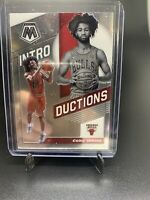 2019-20 Panini Mosaic Coby White Introductions #4
