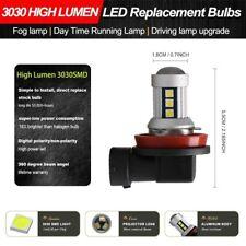 H11 LED Bulbs Auto Car Fog Light H9 H8 DRL Lamp For 1999-2016 Honda Civic Coupe