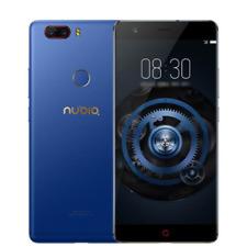 ZTE Nubia Z17 Lite 5.5 Inch 6GB RAM 64GB ROM 13.0MP Dual Rear-Blue