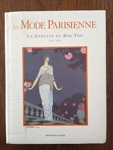 La mode parisienne : La gazette du Bon Ton 1912-1925