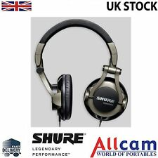 Shure SRH550DJ Headphones Professional DJ Foldable Closed Supra-aural Headband