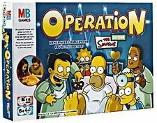 Operation MB Board & Traditional Games