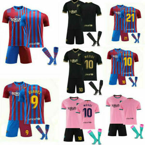 NEW Kits Socks Club Boys Sportswear custom made Kids Shirt Jersey Adult