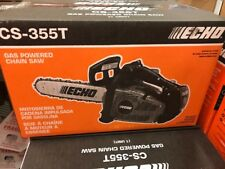 "ECHO CS-355T   CHAIN SAW 14""  'NEW IN BOX'  FULL WARRANTY"