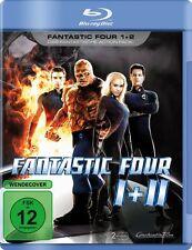 Blu-ray * FANTASTIC FOUR 1 + 2 BOX | JESSICA ALBA # NEU OVP +