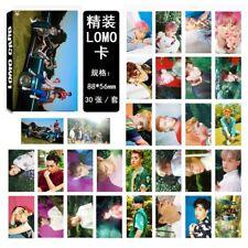 KPOP EXO THE WAR Lomo Card BAEKHYUN CHANYEOL SEHUN Power of Music Photocards