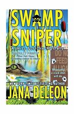 Swamp Sniper (A Miss Fortune Mystery) (Volume 3) Free Shipping