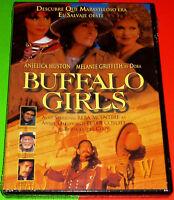 BUFFALO GIRLS English Español Deutsch Français Italiano DVD R2 Precintada