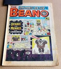 """D.C.THOMPSON  """"BEANO""""  COMIC #1811   DATED  APRIL 2nd 1977"""