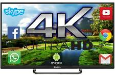 "BlackOx 60LU5501 55"" SMART Android LED TV -WiFi-LAN,"