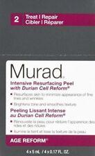Murad Age Reform Intensive Resurfacing Peel with Duran Cell Reform 4x0.17 Fl.Oz