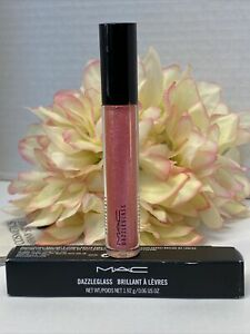 MAC DazzleGlass Lip Gloss -Jingle Jangle- New In Box Authentic - Fast/Free Ship