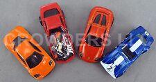 Hot Wheels Porsche Carrera GT Acura HSC Concept Corvette Grand Sport & Stingray