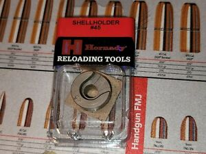Brand New Hornady shell holder # 45 for .45 45 acp and 45 Win Mag