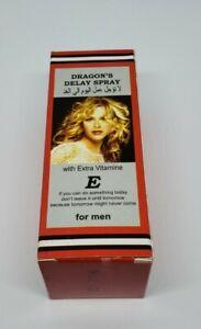 Dragons 34000 Delay spray Premature Ejaculation for Men 5.0  Ex 2026