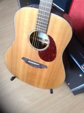 Breedlove AD20SM Acoustic Guitar with supplied Hard Case from Guitars Wales
