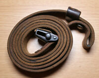 WW2 German Leather Sling MP40 - Genuine - Excellent condition