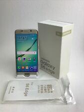 Samsung Galaxy S6 Edge SM-G925F 32GB Gold Platinum! GSM Unlocked!