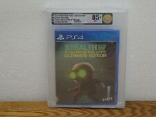 PS4 - Stealth Inc.: A Clone in the Dark [VGA 85+ GOLD] Limited Run Games