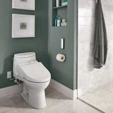 Toto Washlet Easy Install Electric Elongated Bidet Toilet Seat T1SW2024