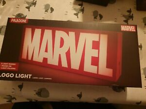 MARVEL logo Light New