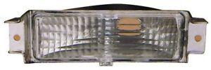 Turn Signal / Parking Light Assembly Front Right fits 1989 Pontiac Grand Am