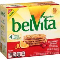 Belvita Cranberry Orange Breakfast Biscuits