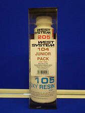 West System 104 Junior pack - epoxy resin - 105 resin 500g and hardener  205