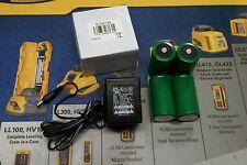 Spectra NI-CAD RECHARGABLE BATTERY PACK  KIT LL300 LL500 L600 G PLUS EL-1 LASER