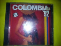COMPILATION - COLOMBIA '92 (12 TRACKS). CD