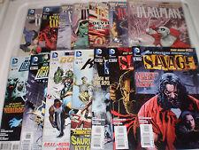 DC Comics The New 52 DC Comics Presents #1-4,9-14 (2011-13)