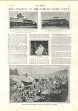 1900 Parliament House Orange Free State Boer As Jailer