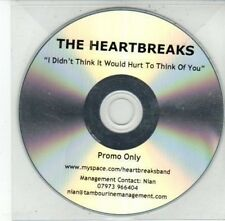 (DG228) The Heartbreaks, I Didn't Think It Would Hurt to Think of You - DJ CD