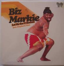 """Biz Markie ft Elephant Man Let Me See You Bounce 12"""" Ps"""