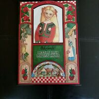 Peck-Gandre Little Red Riding Hood Paper Doll Enchanted Series Sealed 1992
