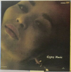 MARKOFF AND HIS ROMANY STRINGS Gypsy Music LP on Continental (1961) Gatefold Cvr