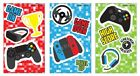 6, 12, 24, 48 Mini Gamer Notebooks Party Note Pad Loot Bag Fillers XBOX NINTENDO