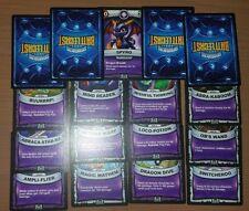 Full Set of 120 Skylanders Battlecast Common Base Cards  No Doubles!  Set 1 of 4