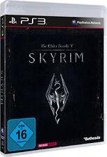 Sony PS3 Playstation 3 Spiel ***** The Elder Scrolls V 5 Skyrim *********NEU*NEW