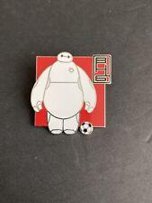 Disney * Baymax & Soccer Ball * Movie Hero Character Trading Pin 14343