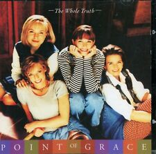 The Whole Truth by Point of Grace (1995 Word Records)