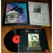 JEAN CLAUDE DEQUEANT - Tres Flou Vent Fou LP French Prog Pop Jannick Top W/Inser