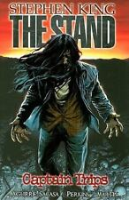 "Stephen King ""The Stand"" Captain Trips Graphic Novel Hardcover"