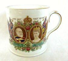 King Edward V11 Coronation Mug 1902