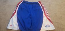 Adidas Authentic NBA LA Clippers Shorts XL! Rare Style!