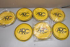 Vintage ARC 6.5'' Round Soft Light Covers Lot of 7!