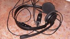 Sennheiser PC 8 USB - Stereo USB Headset for PC and MAC with In-line Volume BIN