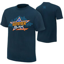 2015 WWE SUMMERSLAM OFFICIAL T- SHIRT SIZE XXL