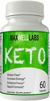 Maxwell Keto Pills Advance Weight Loss Supplement, Appetite Suppressant with ...